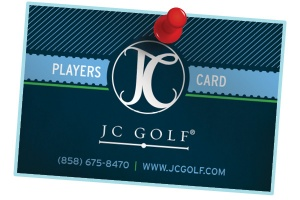 jc junior players card for youth and kids
