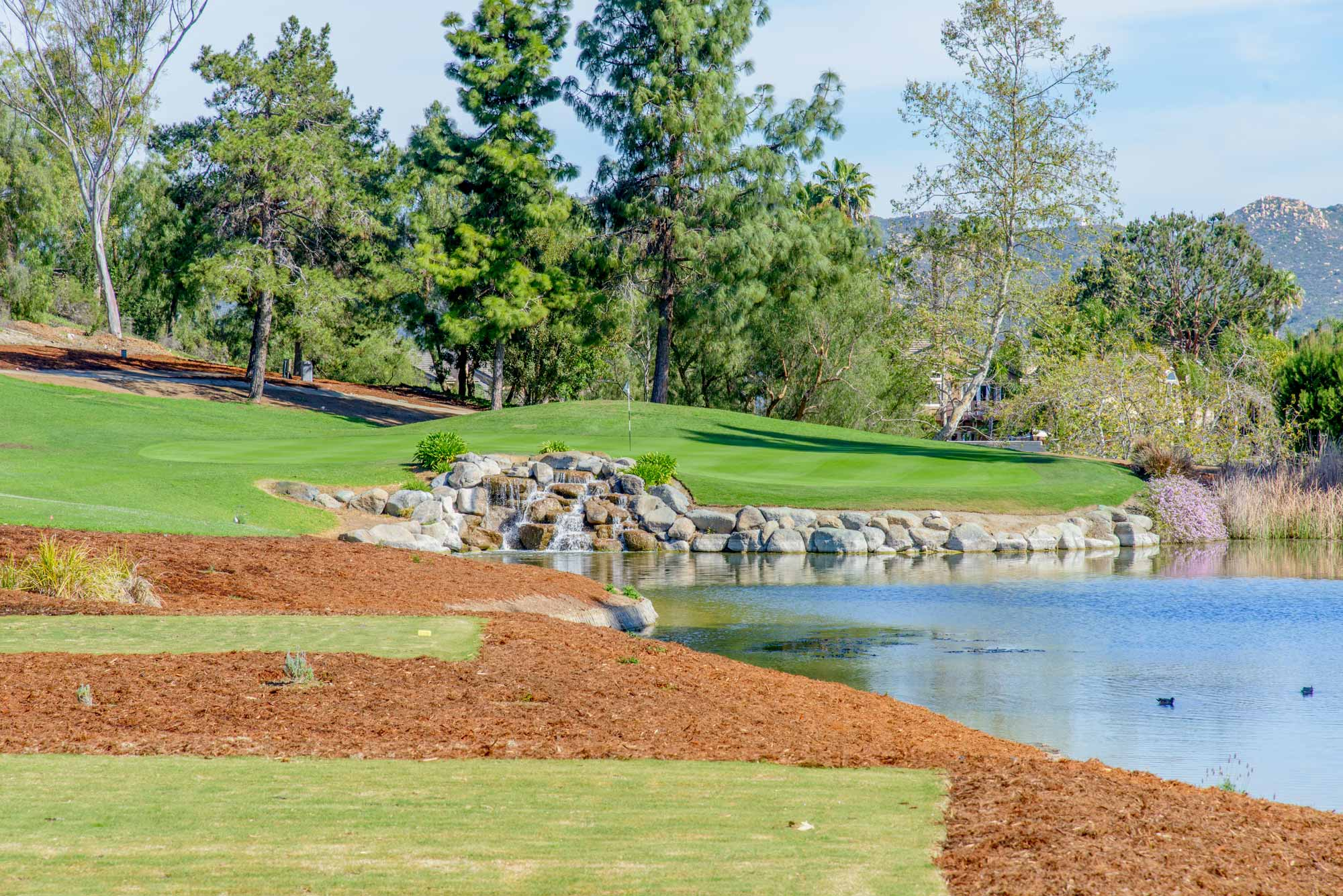 """Future of golf"""" on display at Carmel Mountain Ranch"""