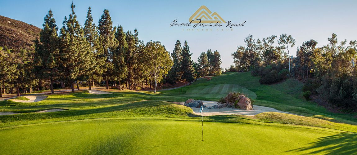 Carmel Mountain Ranch Country Club Golf Course San Diego