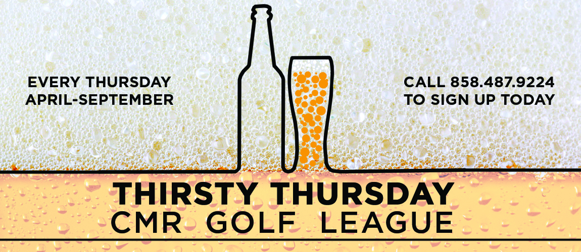 thirsty thursday tees off at carmel mountain ranch