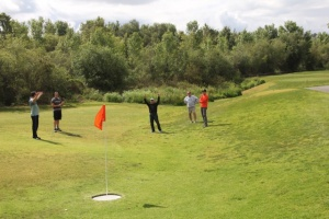 RC footgolf Mayor Abed