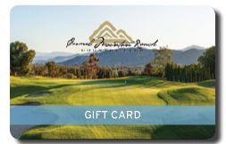 Carmel Mountain Ranch gift card