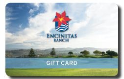 Encinitas Ranch Golf Course gift card