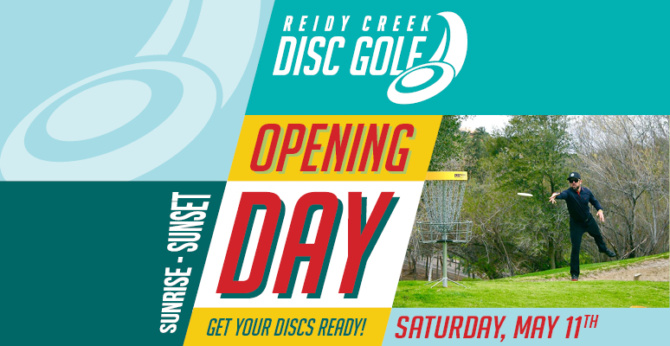 disc golf reidy creek