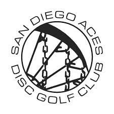San Diego Aces Disc Golf Club logo