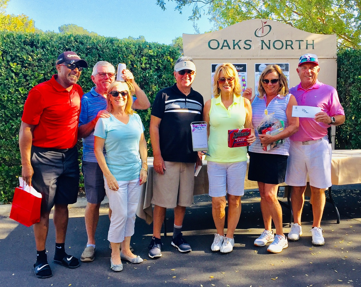 Guys & Gals Tournament at Oaks North